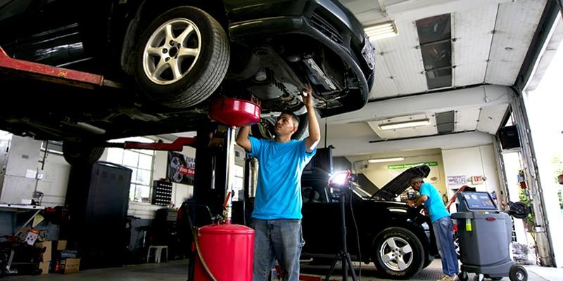 Tips Menambah keuntungan bisnis bengkel mobil